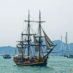 Replica HMS Bounty