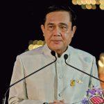 Thai Junta Leader Prayut Chan-o-cha